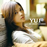 YUI CD 「MY SHORT STORIES」