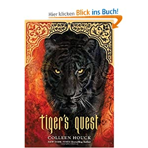 Tiger's Quest (Book 2 in the Tiger's Curse Series)-ExLibrary