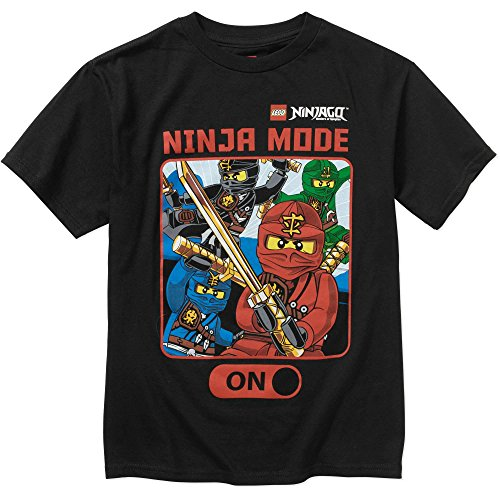 Lego-Ninjago-Little-Boys-Ninja-Mode-ON-Tee