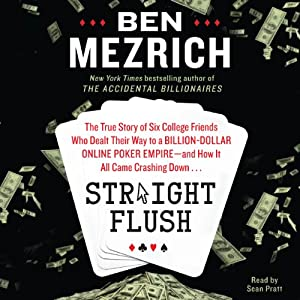 Straight Flush Audiobook