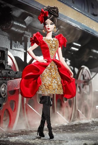 Top Barbie Collector Silkstone Fashion Model Collection Darya Doll