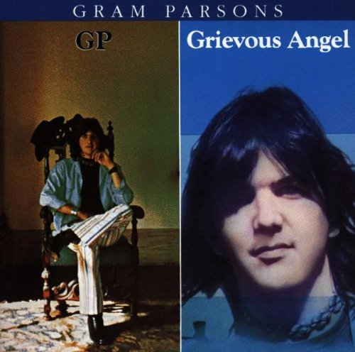 GP / Grievous Angel - Gram Parsons