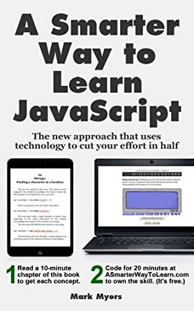 a smarter way to learn javascript website (HTML Pages with ...