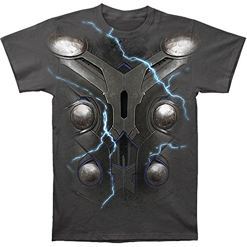 MARVEL AVENGERS Thor Suit Age Of Ultron Costume Slim FitT-Shirt S-2XL NEW
