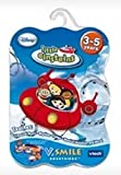Set of 3 VTech V.Smile Smartridge: Little Einsteins, Wall.E & UP
