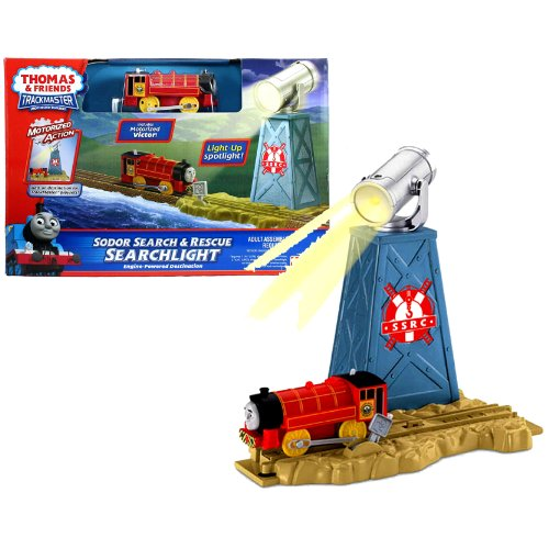 Fisher Price Year 2011 Thomas and Friends Trackmaster