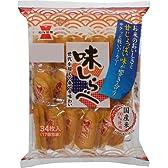 岩塚製菓 味しらべ 34枚入
