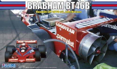 1/20 グランプリシリーズNo.50 ブラバム BT46B 1978 スウェーデンGP#2 ジョン・ワトソン