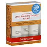 Neutrogena Advanced Solutions Acne Therapy System, Complete