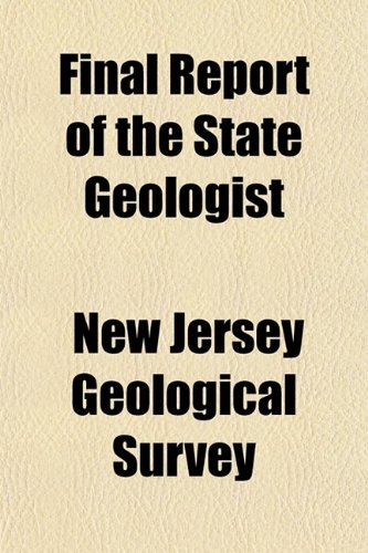 Final Report of the State Geologist (Volume 7)