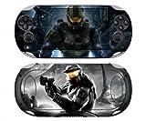 Halo Vinyl Decal Skin Sticker for Sony PlayStation PS Vita PSV