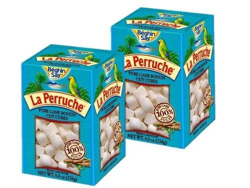 La Perruche Sugar Cubes, White, 8.8-Ounce