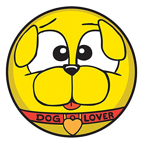 MOTOCONS Dog Lover Auto Magnet - 1