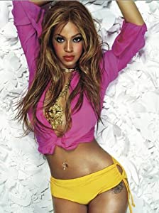 Beyonce 36X48 Poster Banner - Smokin Hot! New! #11