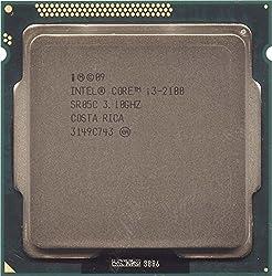 Intel Core I3 2nd Gen 2100 Processor 3M Smart Cache 3.10 GHz OEM TRAY