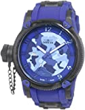 Invicta Men's 1196 Russian Diver Collection Camo Watch