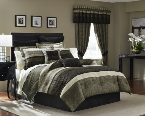 Croscill Portland Comforter Set, Queen back-806803
