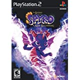 Legend of Spyro: A New Beginning - PlayStation 2 ~ Vivendi Universal