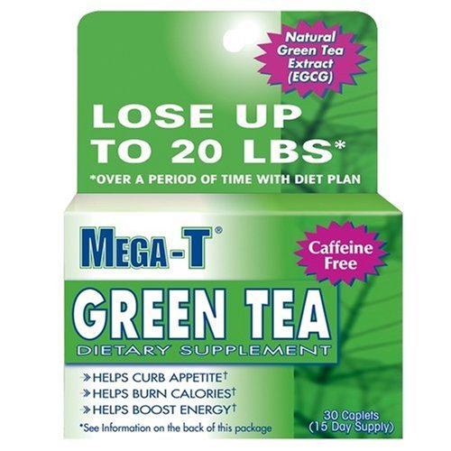 Mega-T Dietary Supplement Green Tea Extract