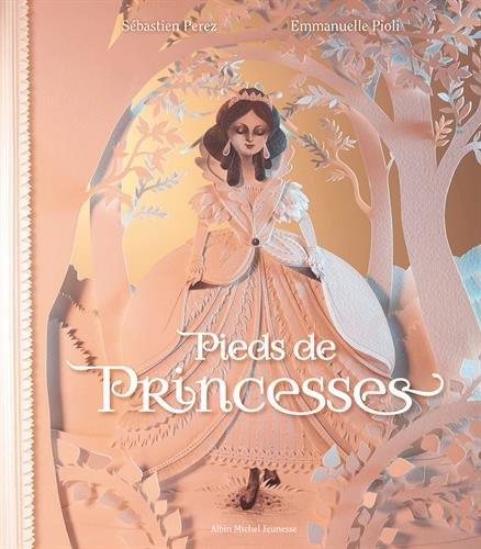 Pieds de princesses