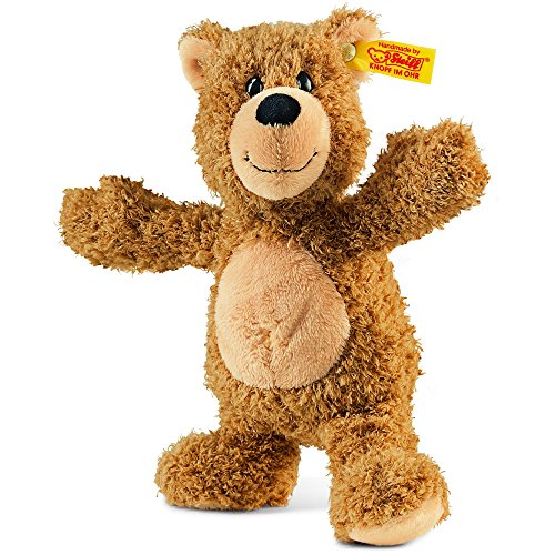 Steiff 022159 - Teddybär Mr. Honey, Plüschtier,
