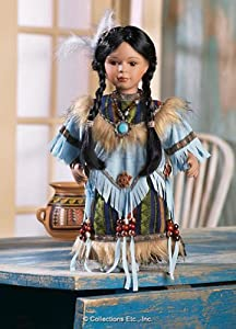 Macawi Collectible Doll