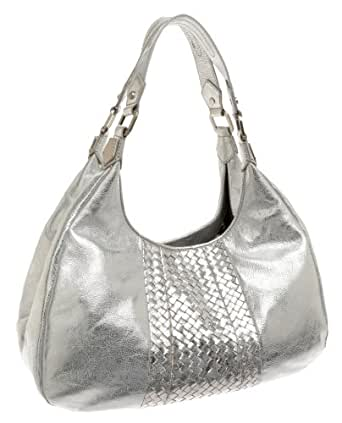 Elliott Lucca Carvela Large Hobo, Silver, one size