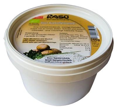 RASO Naturprodukte Kartoffelsuppe - (1x 250g Dose) Ohne Geschmacksverstärker, ohne Hefeextrakt von RASO Naturprodukte auf Gewürze Shop