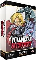 Fullmetal Alchemist - Partie 2 - Edition Gold (6 DVD + Livret)