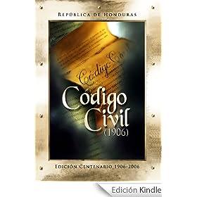 Código Civil, 1906. Honduras.