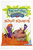 The Natural Confectionery Company Squirms Bag 180 g (Pack of 6)