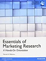 Essentials of Marketing Research: A Hands-On Orientation, Global Edition Front Cover