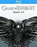 Game of Thrones - Season 1-4 [Blu-ray] [Region Free]