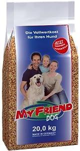 Bosch Hundefutter My Friend Kroketten 20 kg von Anbieter Bosch