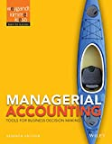 img - for Managerial Accounting: Tools for Business Decision Making book / textbook / text book