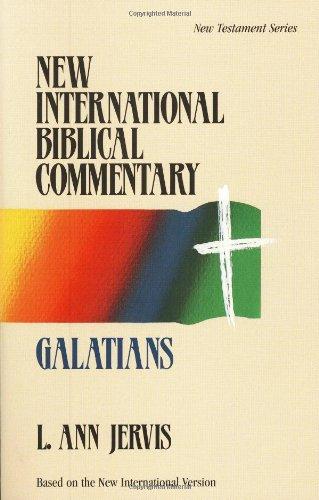Galatians, L. Ann Jervis