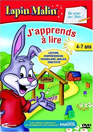 Lapin malin lecture - Au pays des mots! 2009/2010