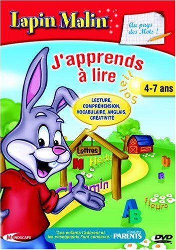 Lapin Malin Lecture (vf - French software)