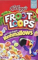 Kelloggs Marsh Froot Loops, 357g