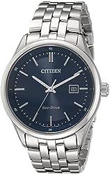 Citizen Men's BM7251-53L Contemporary Dress Stainless Steel Watch