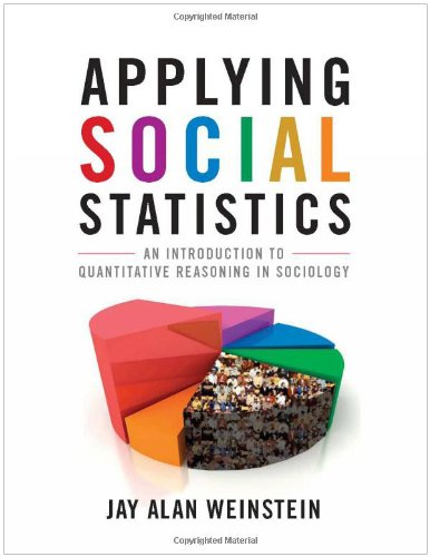 Applying Social Statistics: An Introduction to...