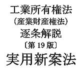実用新案法 逐条解説〔第19版〕(ePUB版) 工業所有権法 逐条解説〔第19版〕