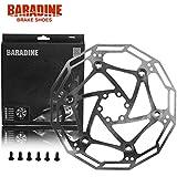 Generic 180mm : Baradine DB-08 Light Weight Stainless Steel High Performance L Bike Floating Disc Brake Rotor...