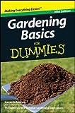 Gardening Basics For Dummies�, Mini Edition