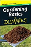 img - for Gardening Basics For Dummies , Mini Edition book / textbook / text book