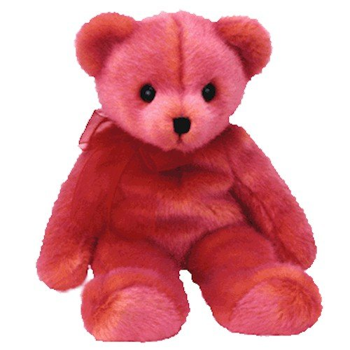 TY Classic Plush - ROUGE the Bear - 1
