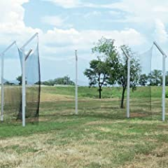 Buy Unassigned Competition Discus Cage-Barrier Net Sold Per EACH by UnAssigned