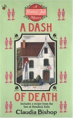 A Dash of Death, Claudia  Bishop