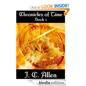 Chronicles of Time: Book 1