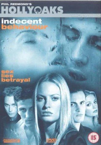 Hollyoaks - Indecent Behaviour [DVD] [2001]